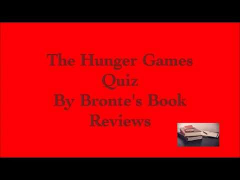 The Hunger Games Quiz