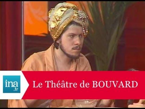 """Régis Laspalès """"Consultation chez le voyant"""" - Archive INA"""