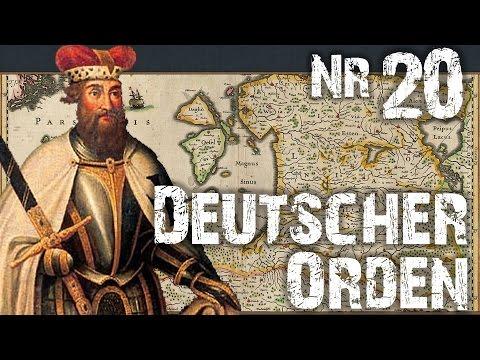 Lets Play EU 4 - Deutscher Orden (1.19, German, HD, Ironman) #20