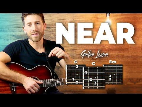 Near Guitar Tutorial (Karna Su Sayang Ft. Dian Sorowea) Easy Chords Guitar Lesson