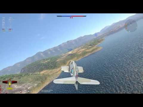 [Ps4]WarThunder Flying and Landing without Wings
