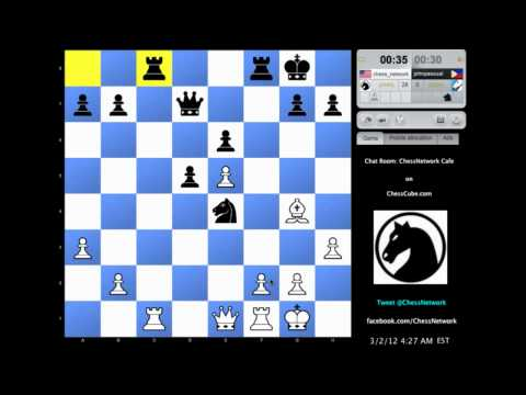 Bullet Zone I Warzone Chess Tournament [15]