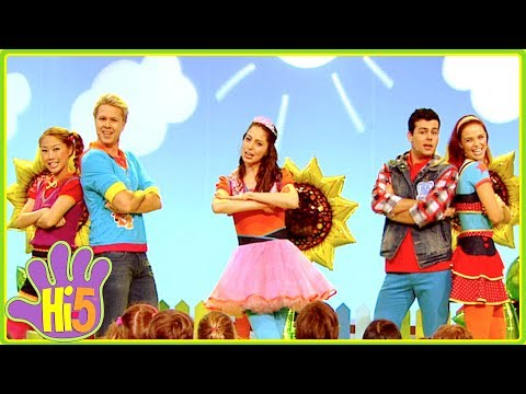 Go round and round songs for kids | Hi-5 world songs for kids