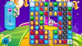 Candy Crush Soda Saga Level 570 - No boosters