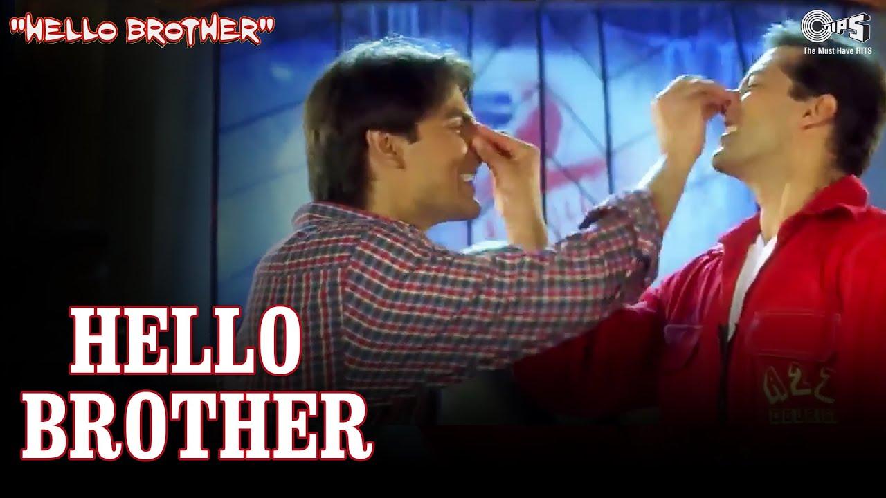 Hello Brother | Salman K, Rani M, Arbaaz K | Sonu N, Jaspinder N, Kamaal K | Hello Brother Movie