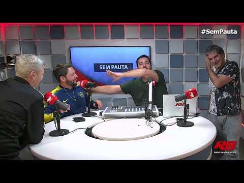 Sem Pauta - 22/08/2019 com João Carlos Albuquerque, o Canalha
