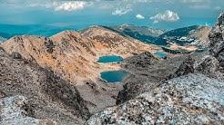 Восхождение на вершину Мусала. Болгария. Горы Рила.