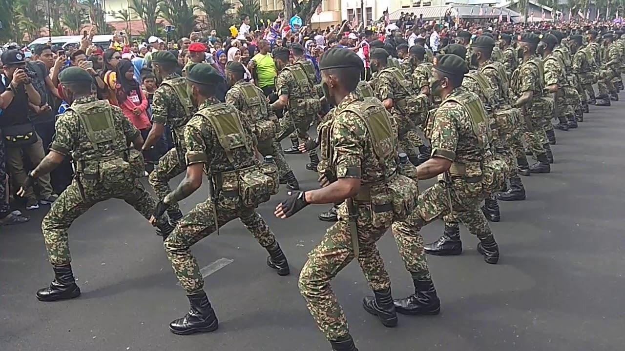 Download Tarian Perang tentera Malaysia