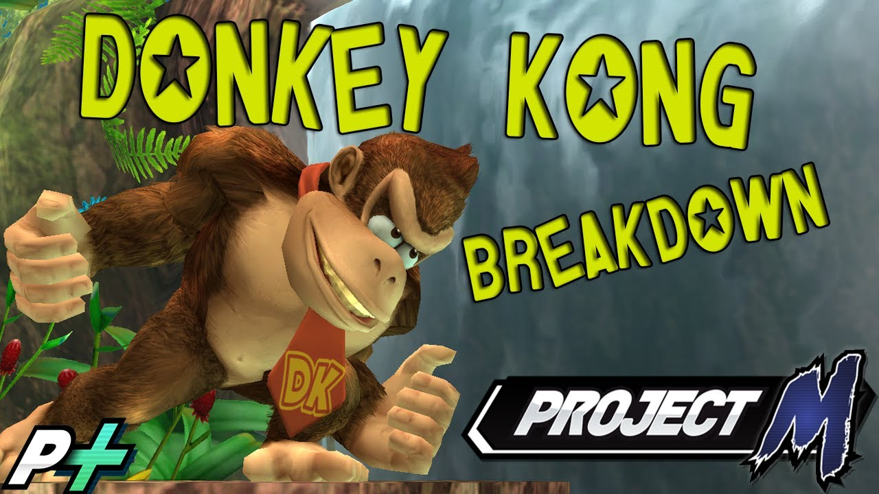 Meet The Smash Brothers: Is Donkey Kong For You? - Project ...