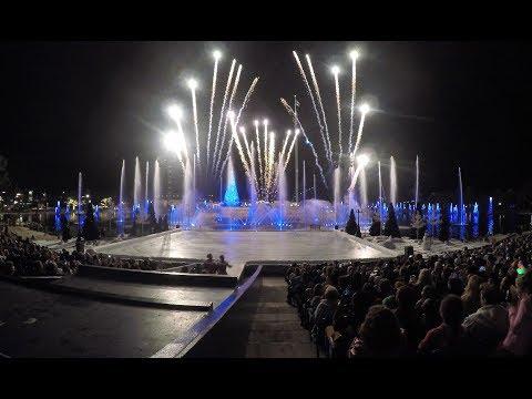 Seaworld Orlando Presents Winter Wonderland on Ice (4K)