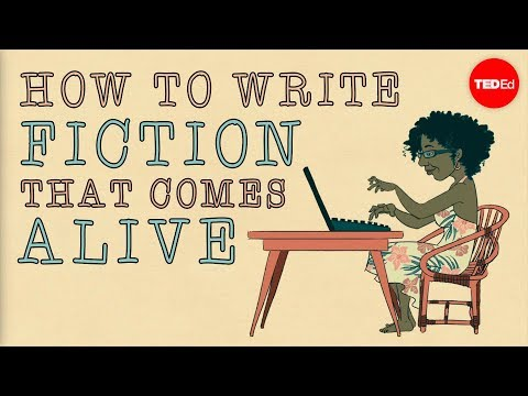 How To Write Fiction That Comes Alive - Nalo Hopkinson