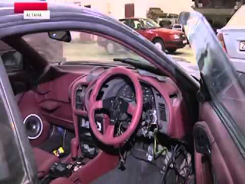 видео: Машины, собранные своими руками