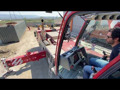 Terex AC 200-1 Mobile Crane - Poultidis SA