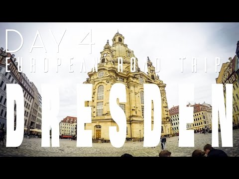 EUROPE TRAVEL VLOG - DAY 4 (Dresden, Germany)