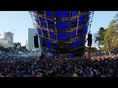 Andy C @ Ultra Miami 2018