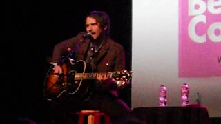 Silversun Pickups - Growing Old is Getting Old (Acoustic Pablove Benefit, Turner Hall Milwaukee)