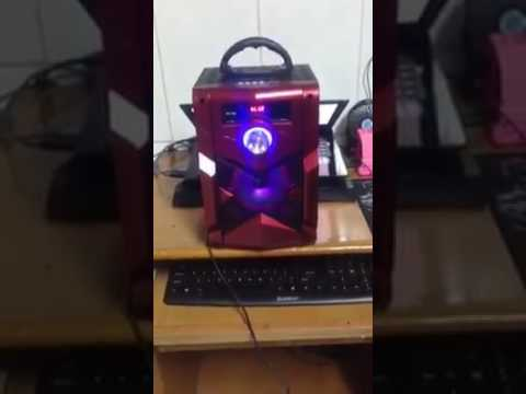 📢📢 Loa Bluetooth Karaoke RX-302 tặng Micro :
