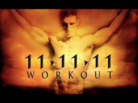INSANE Bodyweight Workout 11/11/11 Bodyweight Workout CHALLENGE!