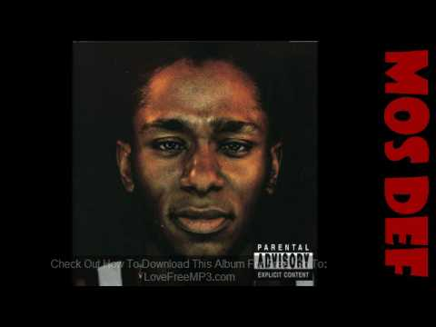 Mos Def: Speed Law - - Black On Both Sides