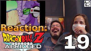 DragonBall Z Abridged: Ep.19: Reaction #AirierReacts
