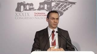XXXIX CONGRESSO NAZIONALE ANDAF - Renato Panichi