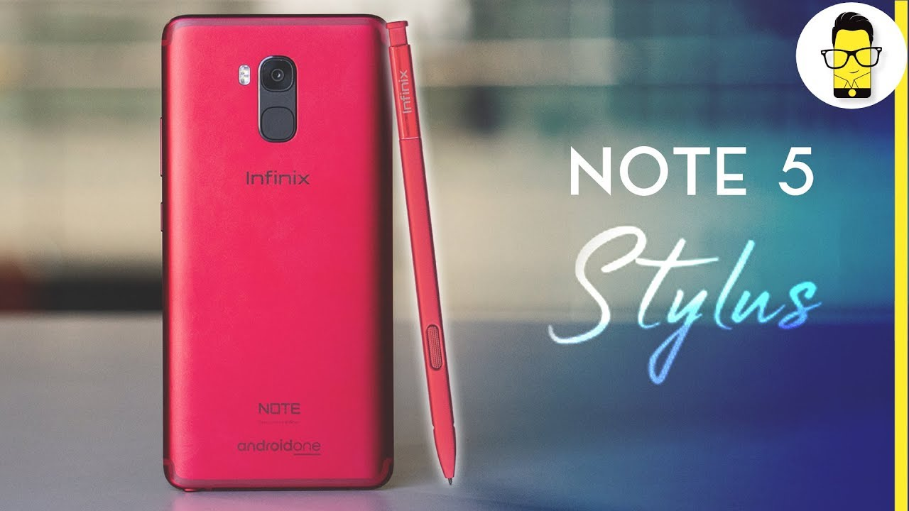 Infinix Note 5 Stylus - a budget Galaxy Note 9? Unboxing and Hands ...