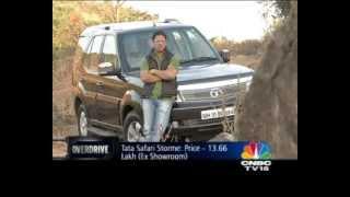 2012 Tata Safari Storme in India road test