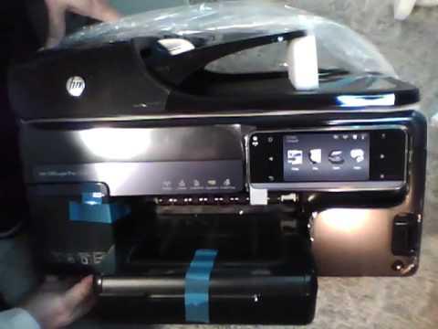how to change printhead on hp officejet pro 8500a plusplus
