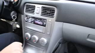 Автопарк Тест-драйв Subaru Forester 2005