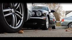 Jaguar XJ8 Park Brake Fault - how to release stuck EPB