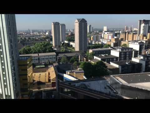 View From The Britannia International Hotel, Balcony Of Room 1108 - 4K