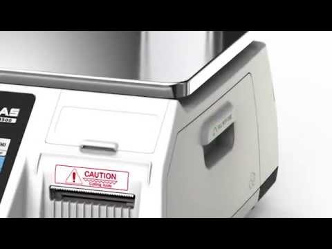 CAS Scales - Retail & Packaging - Weighing Labelling - Retail Labelling