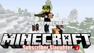 Minecraft XBOX 360 Hunger Games Subscriber Slaughter 27
