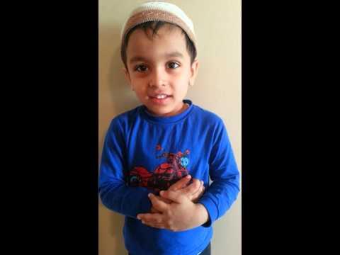 Qaseeda - Shayan Ahmad Cheema - Ahmadi Muslim