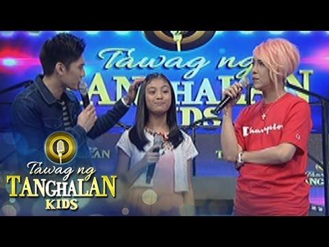 """Tawag ng Tanghalan Kids: Vice and Robi rant about """"Brain versus Heart"""""""