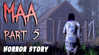 MAA PART 5 | Horror Story In Hindi |(Animated In Hindi) | Hindi Cartoon | Horror Animation Hindi TV
