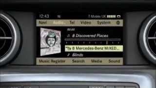 ミュージックレジスターの操作方法を紹介しています。