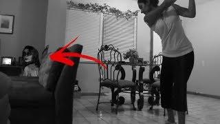 4 Vídeos que captaram algo que vai te meter medo III