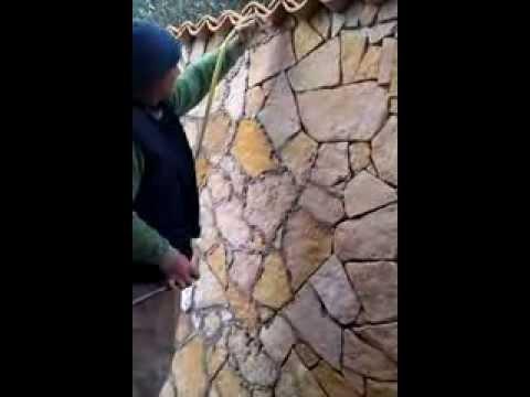 Come Stuccare Un Muro Con Una Nuova Tecnica D Ingegneria Youtube
