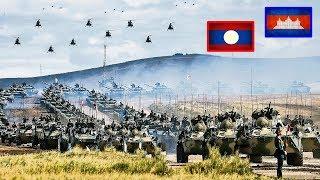 Cambodia VS Laos Military Forces Comparison - 2020