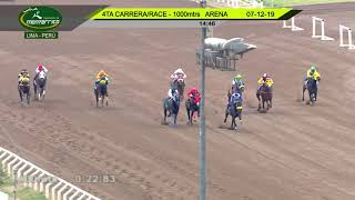 Vidéo de la course PMU ALLOWANCE 3 YO DIRT
