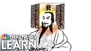 NBC News Learn: Shi Huangdi, First Emperor of Unified China thumbnail