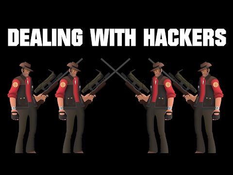 TF2 - Dealing With Hackers [Short Film]
