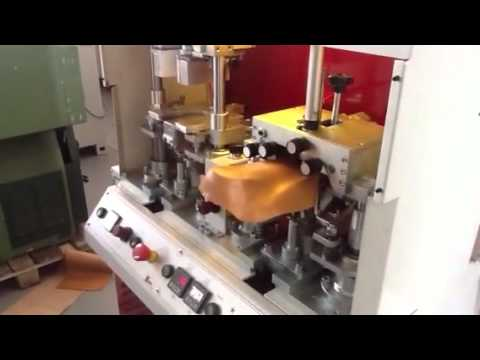 Forming machine for arabic sandals soles