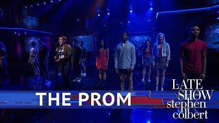 A Special Performance From The Cast Of 'The Prom'