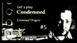 Kaupan hassut mallinuket - Lets play Condemned Criminal Origins #5 (Finnish commentary)