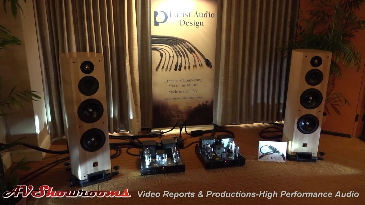 home audio design. Purist Audio Design  TUBES vs SOLID STATE Allnic PBN Groovemaster THE Show 2016 YouTube