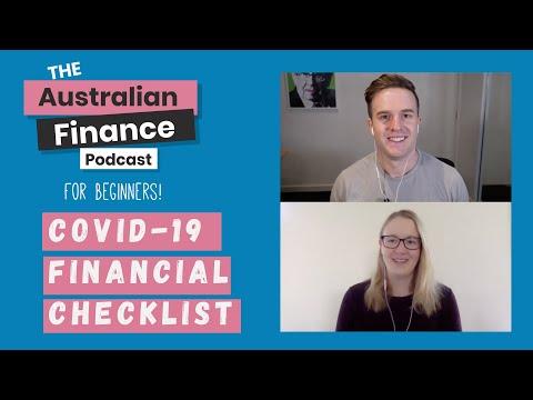 Coronavirus Financial Checklist: 5 Money Moves to Make in April 2020 | Australian Finance Podcast