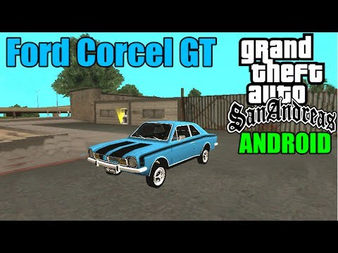 Gta Sa Android - Ford Corcel GT