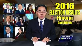 SUAB HMONG NEWS:  2016 Election Results for Hmong Political candidates